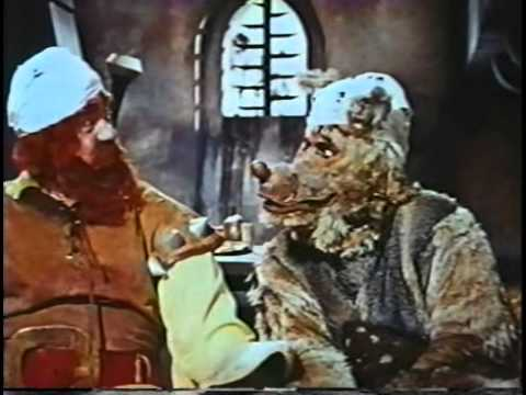 Little Red Riding Hood And The Monsters 1962 Youtube