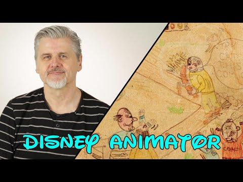 How I Became A Disney Animator