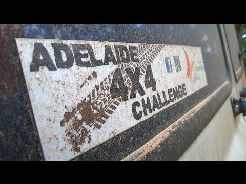 2016 Adelaide Beyond Blue 4x4 Challenge