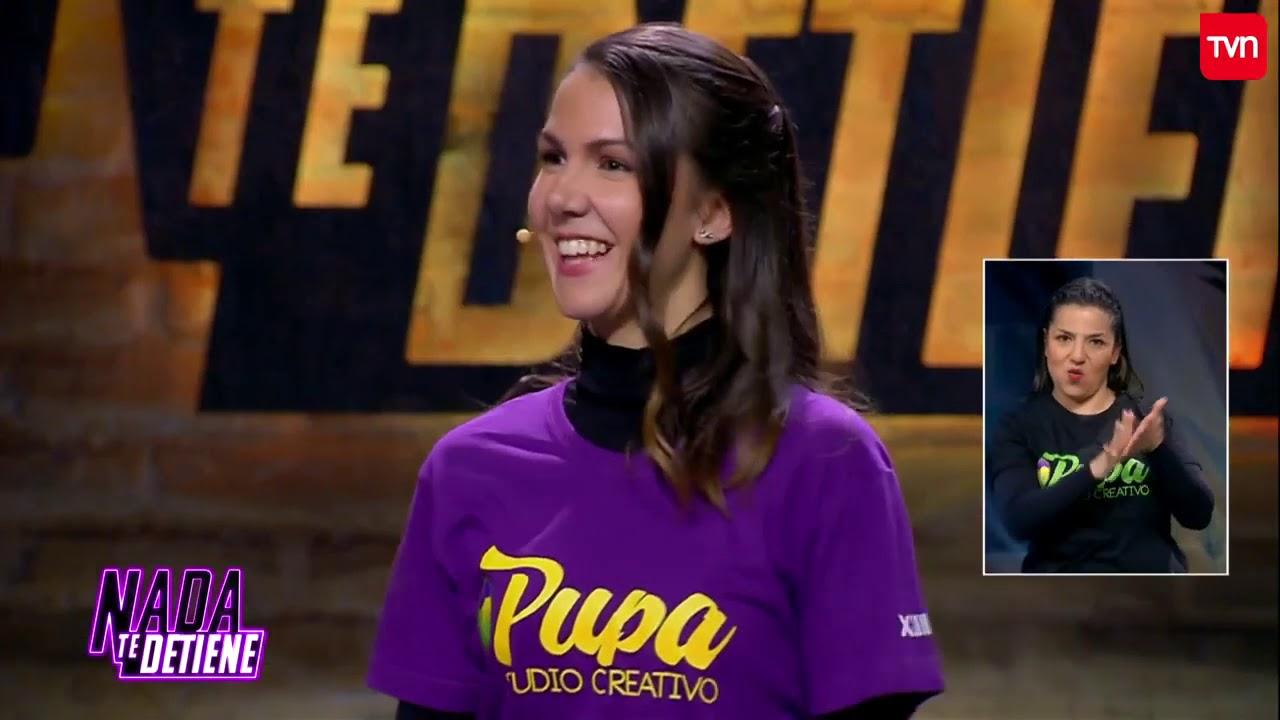 """Pupa Studio Creativo en """"Nada te Detiene"""" - Concurso de Emprendimientos / Pitch 1"""
