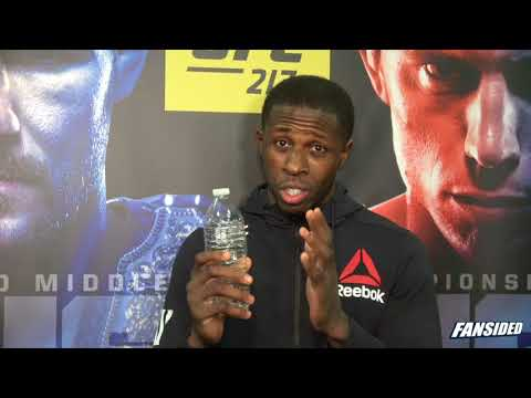 UFC 217 post-fight interview: Randy Brown