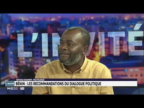 Invité Afrique: Bénin .. Les recommandations du dialogue politique