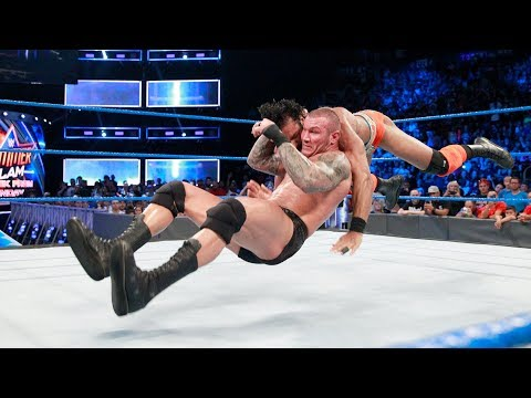 See cinematic footage of Randy Orton's victory over Jinder Mahal: Exclusive, Aug. 12, 2017