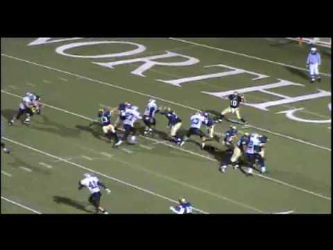2009 Clark Cougars Football Season Highlights