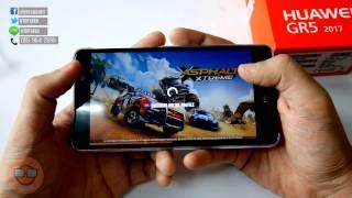 รีวิว Huawei GR5 2017 กล้องคู่สุดเทพในราคา 8900 บาท ได้ sd card 32GB ฟรีอีก อะไรจะขนาดนัั้น