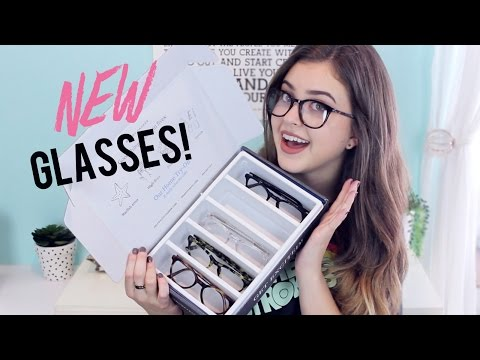 HELP ME PICK MY NEW GLASSES! | lindseyrem