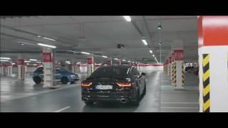 "AUDI A7 Bitdi modified + X-UK Carbon diffuser / splitter and front ""Quattro"" grill + Vossen wheels"