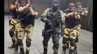 تدريبات قوات الصاعقة المصرية 999 والقوات الخاصة المصرية 777