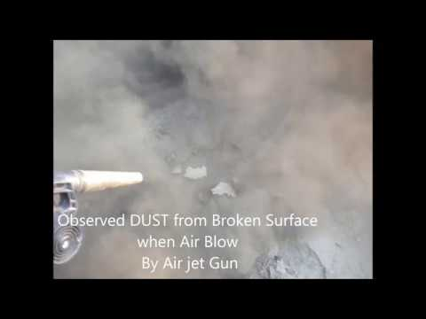 Dust Suppression For Coal   Mineral Stock Yard With DUSTRON FM