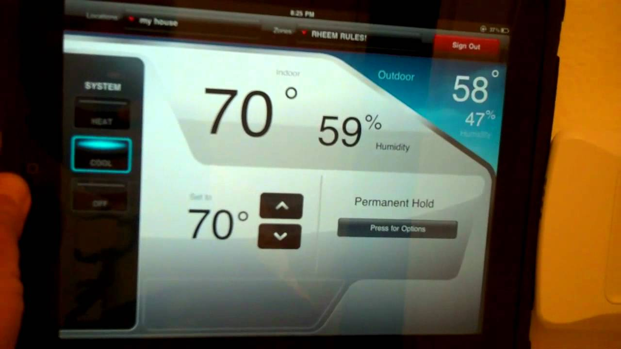 HONEYWELL TOTAL CONNECT FORT IPHONE AND IPAD APP