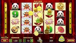 Wild Panda Aristocrat Online Slot Pokies; Free or Real Play