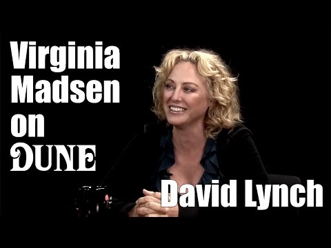 Virginia Madsen on Dune - David Lynch