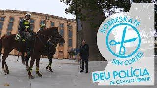 PROMO + Deu polícia! Corrimão drop    SEM CORTES