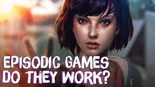 Does The Episodic Format Help Or Hurt Games - Steam Punks