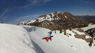Alexis Roland 13 year-old Pro Snowboarder 2013