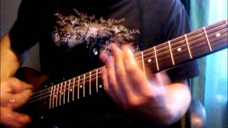 Three Days Grace  - One Too Many (guitar cover)