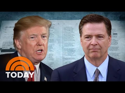 Nicolle Wallace Says James Comey Memos Reveal Embarrassing Details For Donald Trump | TODAY