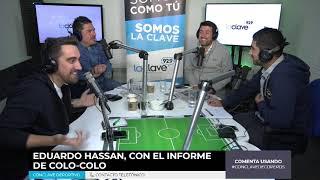 Conclave Deportivo - Informe de Colo-Colo (6) - Martes 23 de Abril 2019