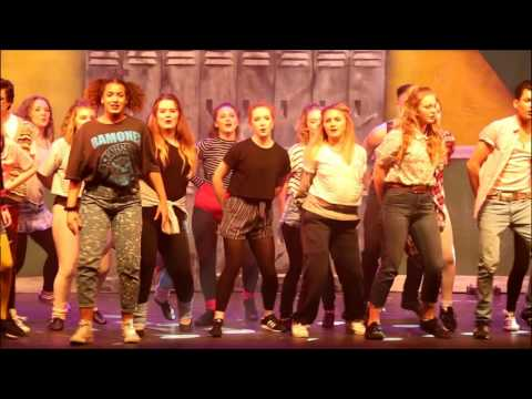 Twynham School - Fame 2017, Act 1