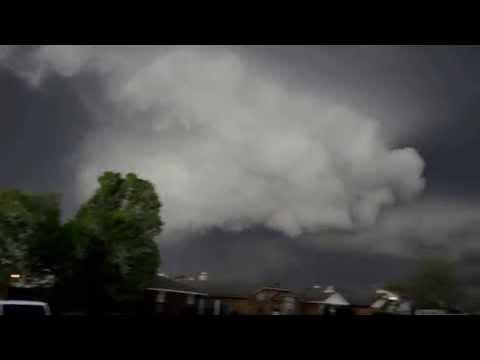 Moore, Oklahoma Tornado - March 25, 2015