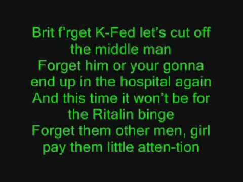 Eminem - We Made You ( Lyrics/Songtext )