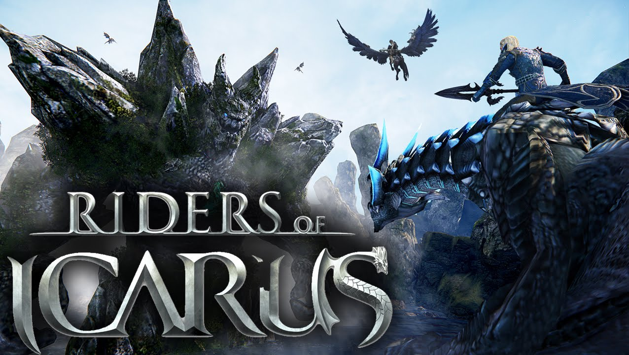 Raiders Wallpaper Hd Dragon Riding Mmorpg Riders Of Icarus Gameplay Part 1