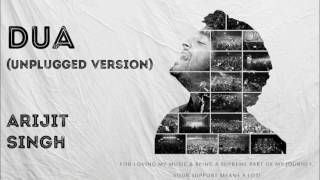 Dua - Unplugged Version | MTV Unplugged | Arijit Singh Live 2017 | Shanghai..