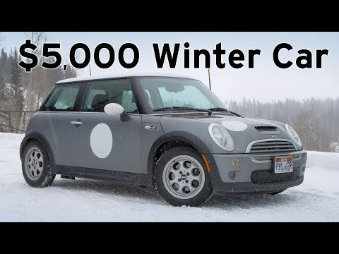 5000 Winter Car Long Term Mini Cooper S Everyday Driver