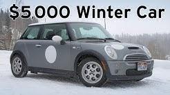 $5000 Winter Car | Long Term Mini Cooper S - Everyday Driver