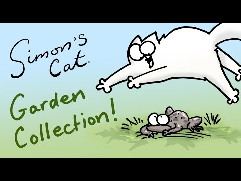 Thumbnail: Simon's Cat - Garden Collection