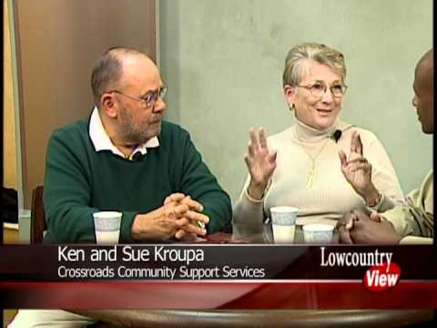 Lowcountry View with Earl Yates/ guest Ken & Sue Kroupa and Carol Prillaman