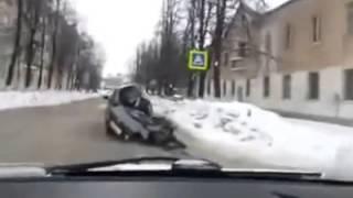 После ДТП с трупом по городу) ДТП! Авария!