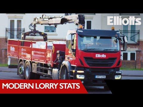 Lorry Statistics - Elliotts Trumps | Elliotts Builders Merchant