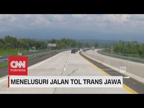 Menelusuri Jalan Tol Trans Jawa, Jalur Penghubung Jakarta-Surabaya