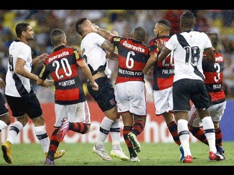 As Maiores Brigas Do Flamengo!