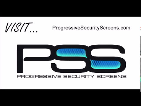 Security screen doors Los Angeles and San Diego by Progressive Security Screens