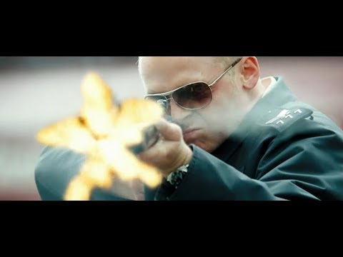 Hot Fuzz - Final Battle Scene (Town Shootout | Part Two)