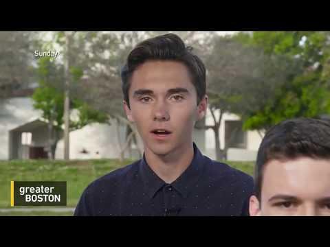 Florida Shooting Survivors Demand Action On Gun Control