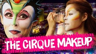 VEGAS CIRCUS MAKEOVER (Beauty Trippin)