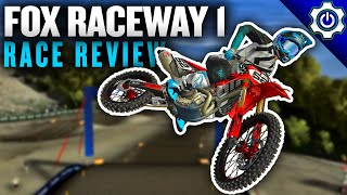2021 Fox Raceway 1 National Review Discussion - MX Simulator Gameplay