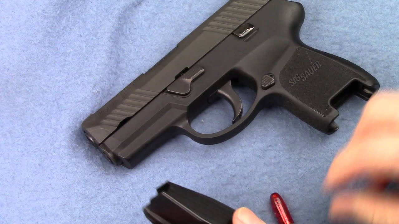 Sig Sauer P320 Trigger Issue - Failure to Fire (Double Click)