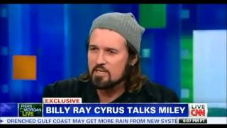 Billy Ray Cyrus Talks Miley Cyrus