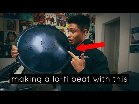 Making a super chill lo-fi beat | RAV Vast Drum