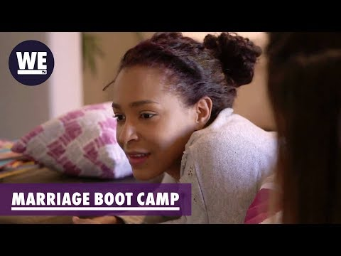 An Ex Spouse In the House?! | Marriage Boot Camp: Reality Stars | WE tv
