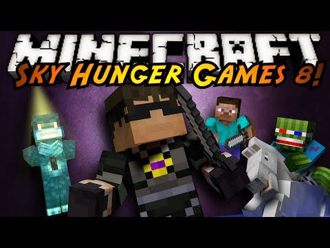 Minecraft Sky Hunger Games : INSTANT DEATH MATCH!
