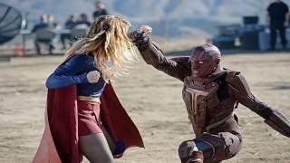 (Original soundtrack)OST Serie Supergirl 1X06(2016)
