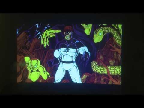 The Hebrew Superhero