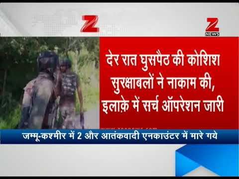 2 terrorists killed in encounter in Machail sector of Kupwara district