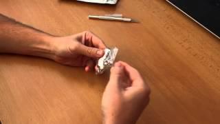 Apple брелок / Apple Keychain