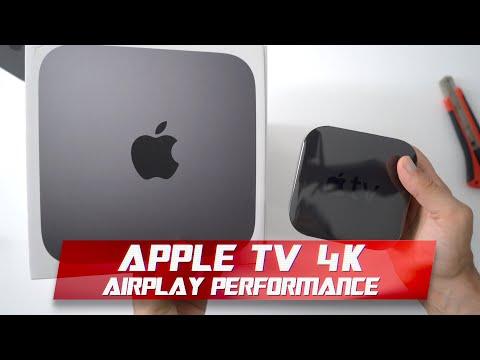 Вопрос: Как передать изображение с Мас на AppleTv?